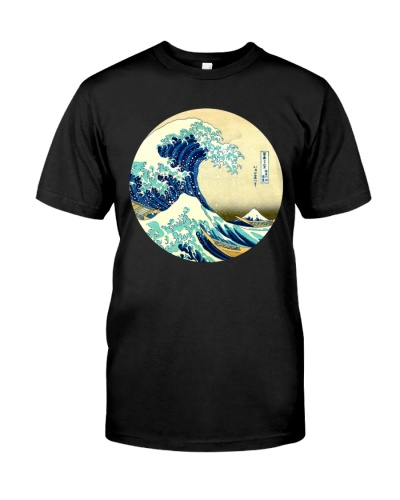 Great Wave off Kanagawa circle