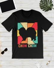 Love Best Chow Chow Dog Owner Vintage Retro Classic T-Shirt lifestyle-mens-crewneck-front-17