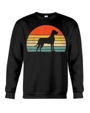Great Dane Dog Retro Vintage Crewneck Sweatshirt thumbnail