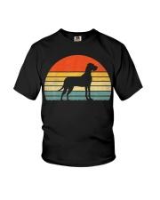 Great Dane Dog Retro Vintage Youth T-Shirt thumbnail