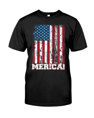 4th of July Independence Day US American Flag