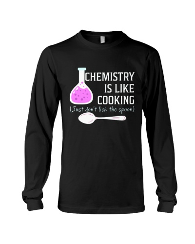 Chemistry Is Like Cooking Funny