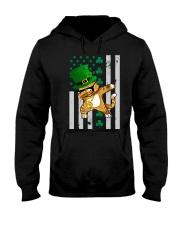 Dabbing Cat St Patricks Day  Hooded Sweatshirt thumbnail