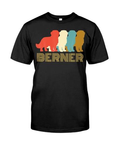Bernese Mountain Dog I Love My Berner Vintage