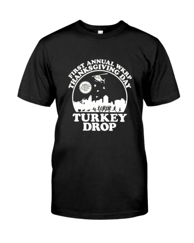 Turkey drop first annual WKRP thanksgiving day