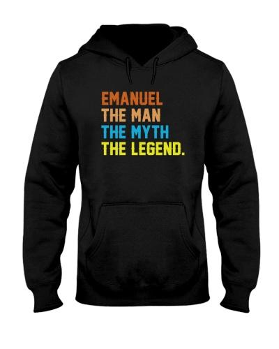 Emanuel The Man The Myth The Legend