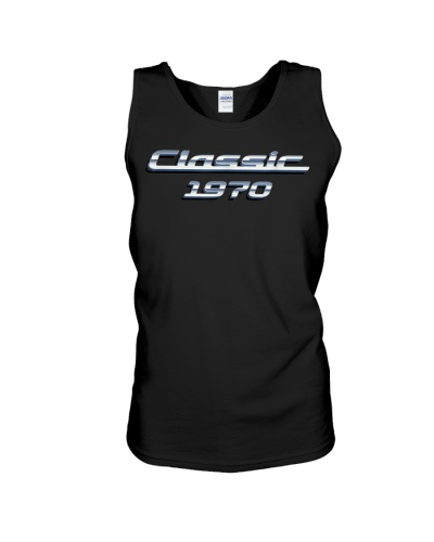 Gift for 50 Year Old Vintage Classic Car 1970 50th