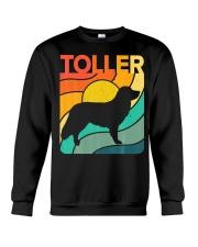 Nova Toller Vintage Retro Dog Crewneck Sweatshirt thumbnail