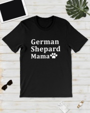German shepherd mom Classic T-Shirt lifestyle-mens-crewneck-front-17