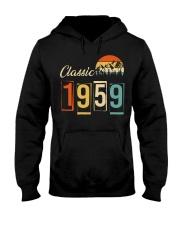 Classic 1959  Hooded Sweatshirt thumbnail