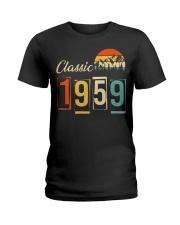 Classic 1959  Ladies T-Shirt thumbnail