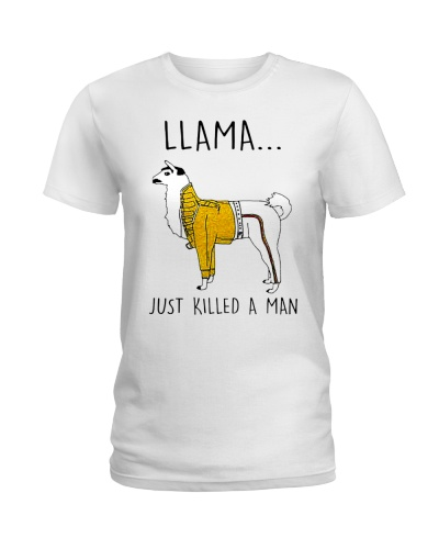 Llama Just Killed A Man