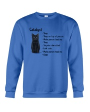 Cat Catalyst 1411 Crewneck Sweatshirt thumbnail