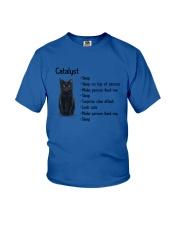 Cat Catalyst 1411 Youth T-Shirt thumbnail