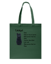 Cat Catalyst 1411 Tote Bag thumbnail