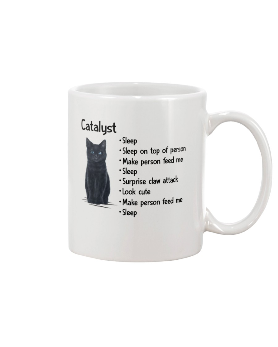 Cat Catalyst 1411 Mug