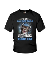 Dance with your Cat Youth T-Shirt thumbnail