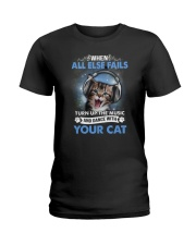 Dance with your Cat Ladies T-Shirt thumbnail
