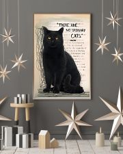Black Cat No Ordinary  11x17 Poster lifestyle-holiday-poster-1