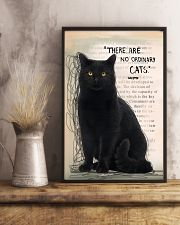 Black Cat No Ordinary  11x17 Poster lifestyle-poster-3