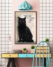 Black Cat No Ordinary  11x17 Poster lifestyle-poster-6