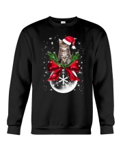 Maine Coon Xmas Crewneck Sweatshirt thumbnail