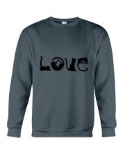 Cat Love Crewneck Sweatshirt tile