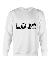 Cat Love Crewneck Sweatshirt front