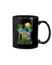 Black cat dreamer Mug thumbnail