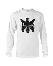 Black Cat Dreaming 3007 Long Sleeve Tee thumbnail