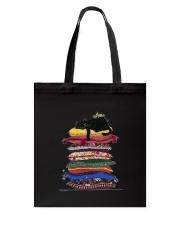 Black Cat Pillows 1009 Tote Bag thumbnail