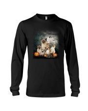 Siamese Halloween Long Sleeve Tee thumbnail