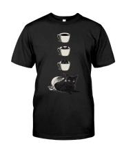Cup Cat Classic T-Shirt thumbnail