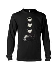 Cup Cat Long Sleeve Tee thumbnail