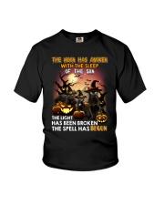 Black Cat Begun 1008 Youth T-Shirt thumbnail