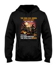 Black Cat Begun 1008 Hooded Sweatshirt thumbnail