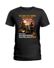 Black Cat Begun 1008 Ladies T-Shirt thumbnail