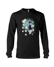 Cat dandelion Long Sleeve Tee thumbnail