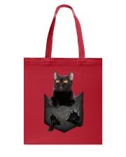Bombay cat pocket 2011 Tote Bag thumbnail