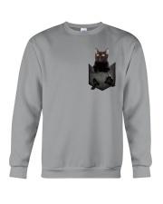 Bombay cat pocket 2011 Crewneck Sweatshirt thumbnail