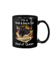 Book And Black Cat Mug thumbnail