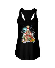 More Cats and Pine Ladies Flowy Tank thumbnail