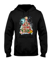 More Cats and Pine Hooded Sweatshirt thumbnail