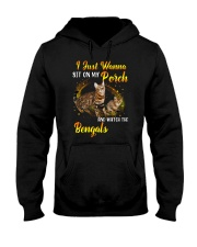 Bengal Spring Roll  Hooded Sweatshirt tile