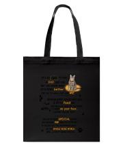 Cat Dad Mug Tote Bag thumbnail