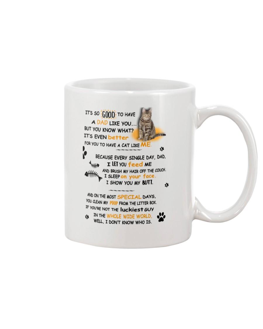 Cat Dad Mug Mug