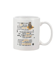 Cat Dad Mug Mug front