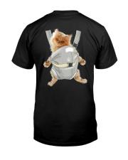 Persian cat carrier backpack 1012 Classic T-Shirt thumbnail