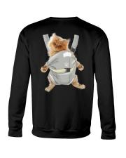 Persian cat carrier backpack 1012 Crewneck Sweatshirt thumbnail