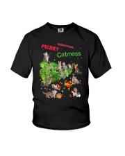 Merry Catmess 1910 Youth T-Shirt thumbnail